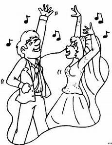 Brautpaar Ausmalbilder Malvorlagen Brautpaar Tanzt Ausmalbild Malvorlage Gemischt