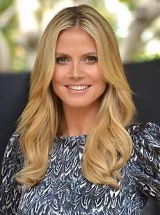 Heidi Klum Haare - heidi klum hair and makeup tips popsugar
