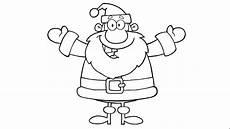 wie zeichnet ein gl 252 cklicher weihnachtsmann