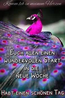 Euch Allen Einen Wundervollen Start In Die Neue Woche