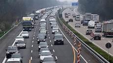 Baustellen Auf Deutschlands L 228 Ngster Autobahn A7