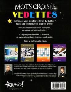 julie au salon mots croisés livre mots crois 233 s vedettes 250 grilles qu 233 b 233 coises messageries adp