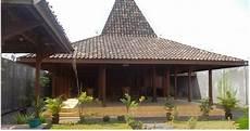 Rumah Adat Joglo Jawa Tengah Gambar Dan Penjelasanya