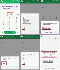 telkomsel pulsa transfer 4 cara transfer pulsa telkomsel simpati as loop
