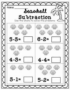 summer math literacy printables kindergarten