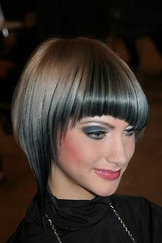 Pictures Of Angled Bob Hairstyles