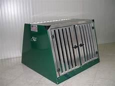 box auto per cani trasportini o gabbie per cani da auto a box doppio grande
