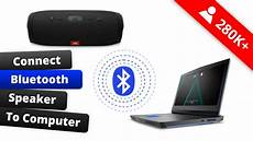 How To Connect Pair Bluetooth Heaphones Speakers To Laptop