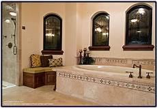 badezimmer fliesen mediterran mediterranean style bathroom with italian tile