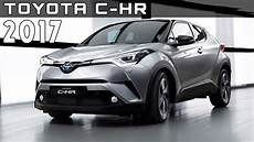 2017 Toyota C Hr Review Rendered Price Specs Release Date