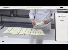 Viennoiserie Montage Des Croissants Cap P 226 Tissier En
