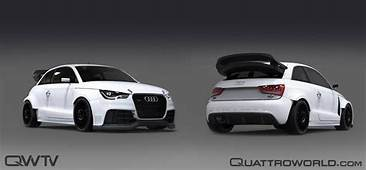 World RX And Audi S1 For EKS  QuattroWorld