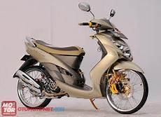 Modif Motor Mio Sederhana by Modifikasi Motor Mio Soul Yang Lulus Dibayar Sederhana