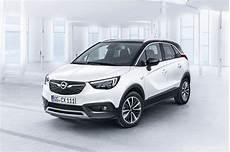 Opel Crossland X In Italia Listino Prezzi Da 16 900