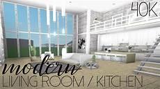 Bathroom Bloxburg Kitchen Ideas by Roblox Welcome To Bloxburg Modern Living Room Kitchen
