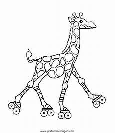 giraffen 34 gratis malvorlage in giraffen tiere ausmalen