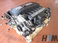 bmw e60 motor bmw e60 e63 e90 motor engine n53 b30 inkl einbau ebay