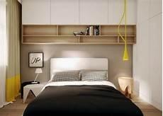 meuble mural chambre a coucher am 233 nagement chambre utilisation optimale de l