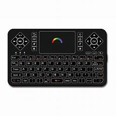 Colorful Backlit Mouse Mini Wireless Keyboard by Best Colorful Backlit Mini Wireless Keyboard With Touchpad