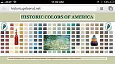miller paint historic colors color pinterest colors