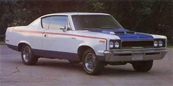 1970 AMC Rebel Machine A Pro Of Muscle Car