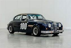 1962 JAGUAR MKII 38 LITRE MANUAL RACING CAR  Mossgreen