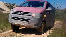 vw t5 4motion offroad vw t5 4motion circuito offroad monegrostt