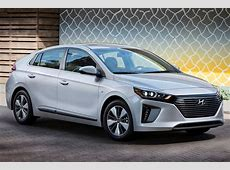 Hyundai Adds Ioniq Plug In Hybrid With 29 Miles of