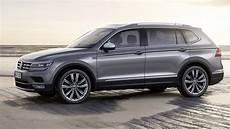 Volkswagen Tiguan Allspace Highline - volkswagen 2018 tiguan allspace 330 tsi highline 規格配備