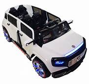 Two Seater Ride On 12v Battery Powered Toy Car With Remote
