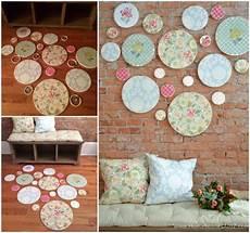 Diy Embroidery Hoop Wall