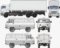 免费 SS  Stock Illustrations Car Vector 矢量图 VectorHQcom
