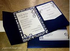 diy print assemble wedding invitations papercake