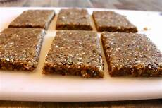 Healthy Seed Bar chia seed protein bars recipe chef big appetite