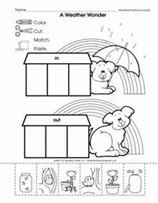 11 best images of up and down kindergarten worksheets above and below worksheets cut and