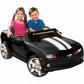 Kid Motorz Chevrolet Camaro 12 Volt Battery Operated Ride