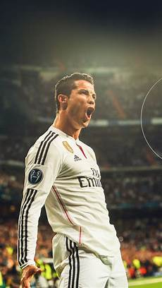hm08 ronaldo real madrid soccer shout roar sports wallpaper