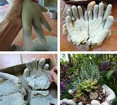 F 252 R Die Gartendeko Brauchen Sie Gummihandschuhe Garten