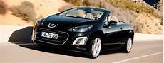 Peugeot Cabrio Neue Modelle - peugeot 308 cc infos preise alternativen autoscout24