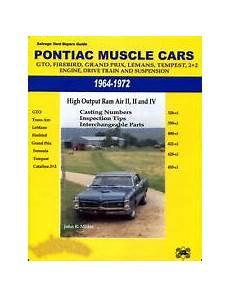 books about how cars work 1991 pontiac lemans on board diagnostic system 1967 pontiac gto parts ebay