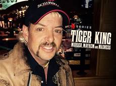 joe exotic reveling in tiger king fame but currently in