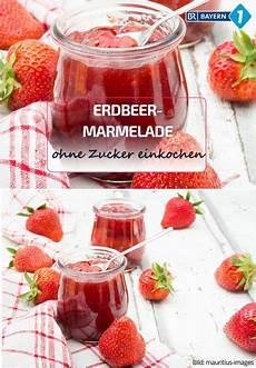 Marmelade Ohne Zucker Rezept F 252 R Erdbeermarmelade Ohne