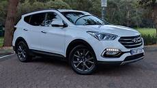fe auto hyundai santa fe active x 2017 review weekend test carsguide