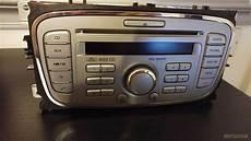 ford 6000 cd radio player code focus mondeo galaxy smax