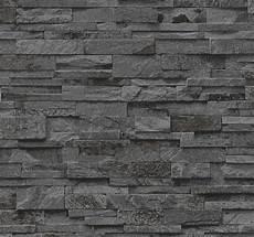 wallpaper black grey wall 3d ps 02363 40