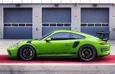 nuova porsche 911 gt3 rs 520 cv quot aspirati quot motoritalia org