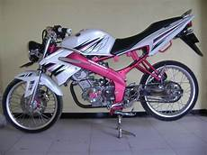 Modifikasi Motor Vixion 2015 by 15 Modifikasi Motor Yamaha New Vixion 2015 Modifikasi