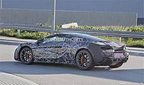 Image 2016 McLaren Sports Series Spy Shots  Via S
