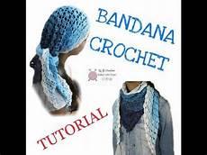 Tutorial Bandana Crochet Nuova Rivista Edizioni Ema