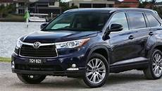 2019 Toyota Kluger by 2019 Toyota Kluger Continues With The Same Muscular And